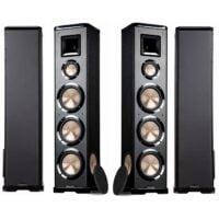BIC AMERICA Acoustech PL-980L-Pl-980R 3-Way Floor Speakers 8″ Woofer