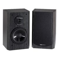 BIC Venturi DV62si Bookshelf/Surround Speakers 6.5″ Woofer