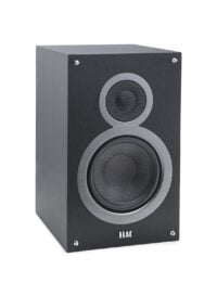 Elac Debut B6 Black Bookshelf Speaker 6.5″ woofer