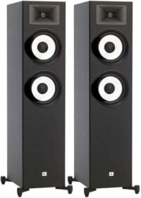 JBL A190 Floorstanding Speakers 8″ Woofer