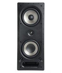 Polk Audio 265RT(EA) 3-Way in-Wall Speaker 6.5″ Woofer