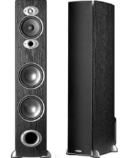 Polk Audio RTi A7 Tower 3-Way, 7″ Woofer Speakers