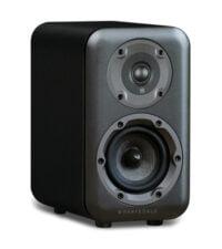 Wharfedale D320 Speakers Bookshelf Speakers 5″ Woofer