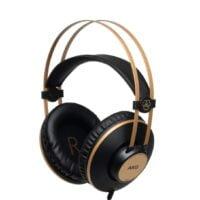 AKG Pro Audio K92 Closed-Back Headphones, 40m drivers