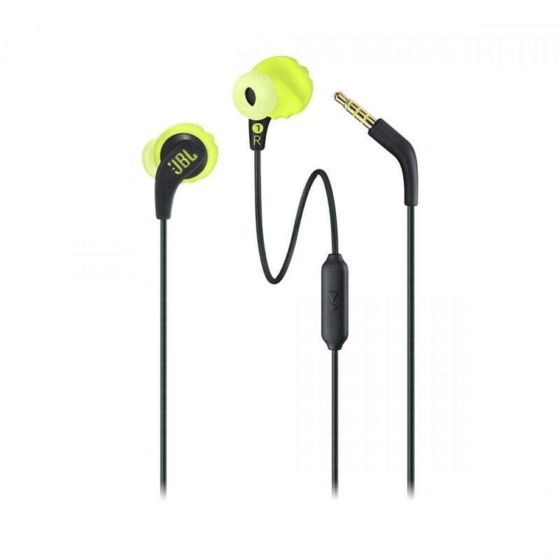 JBL Endurance Run Sweat-Proof Sports in-Ear Headphones with Microphone
