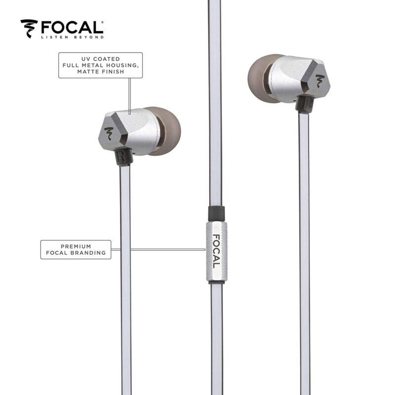 Focal Sense 100SI in-Ear Earphone