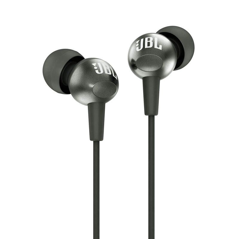 JBL C200SI Super Deep Bass in-Ear Premium Headphones with Mic