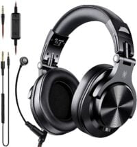 OneOdio A71 Over Ear Headphones, 40mm drivers