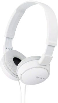 Sony MDR-ZX110A On-Ear Stereo Headphones without mic, 30mm driver