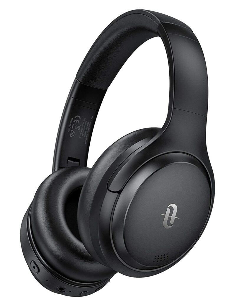 TaoTronics Hybrid Active Noise Cancelling Headphones Bluetooth Headphones Over Ear