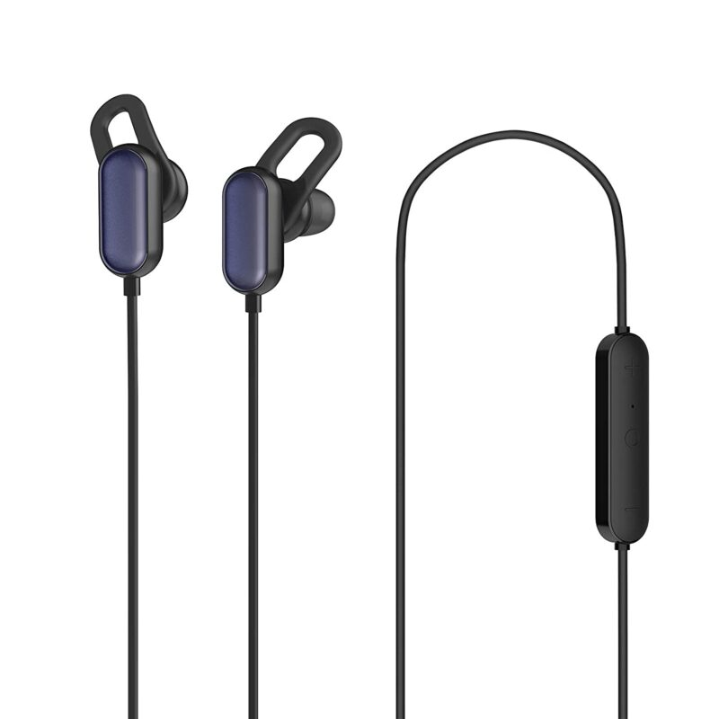Mi Sports Bluetooth Earphones Basic Dynamic bass, Splash and Sweat Proof, up to 9hrs Battery