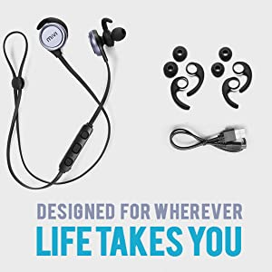Best Bluetooth earphones with mic for mobile