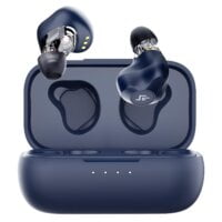 CrossBeats EVOLVE 2020 Dual Dynamic Drivers True Wireless Earbuds, 9mm Drivers