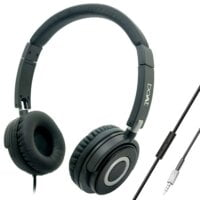 boAt Bassheads 900 On Ear Wired Headphones, 40mm Drivers