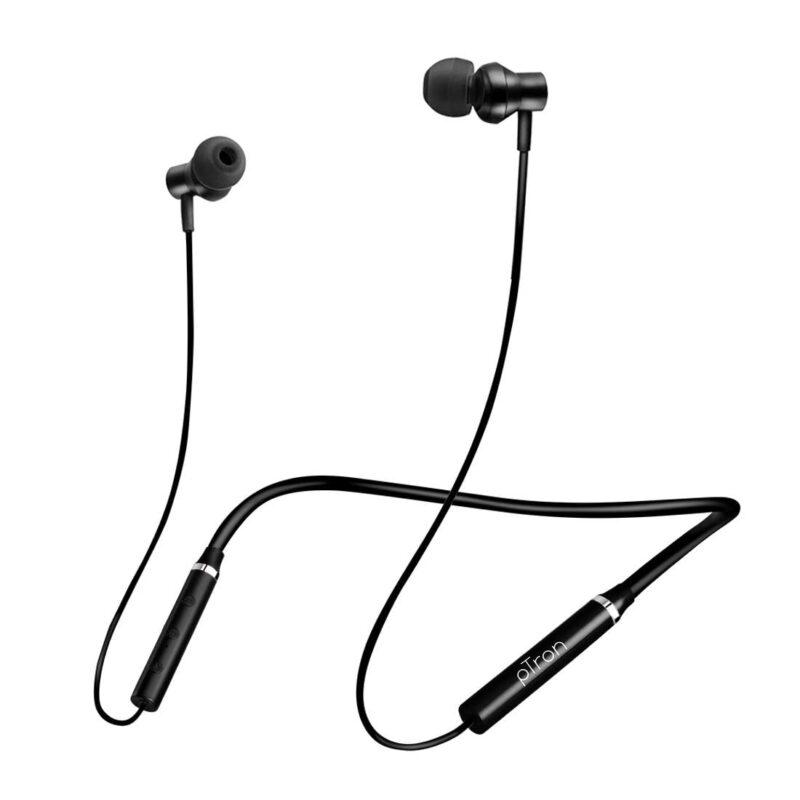 pTron Tangent beat Bluetooth 5.0 Wireless Headphones