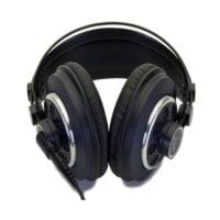AKG K240 Studio MK II Channel Studio Headphones, 30mm Drivers