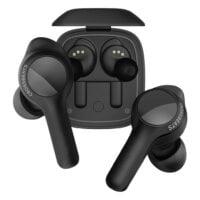 CROSSBEATS Torq Touch True Wireless in-Ear Earbuds Earphones Headphones, 18mm Drivers
