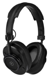 Master & Dynamic MH40 Wireless Over Ear Headphones, 40mm Drivers