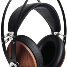Meze 99 Classics Over Ear Headphones, 40mm Driver