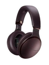 Panasonic RP-HD605NE-T Noise Cancelling Headphones, 40mm Driver