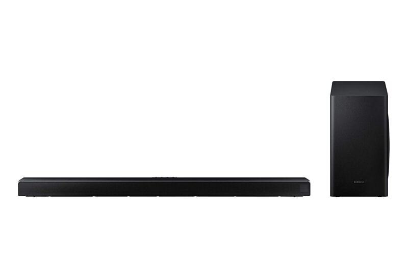 Samsung Q60T/XL 5.1 Channel Soundbar with Wireless Subwoofer (360 W)
