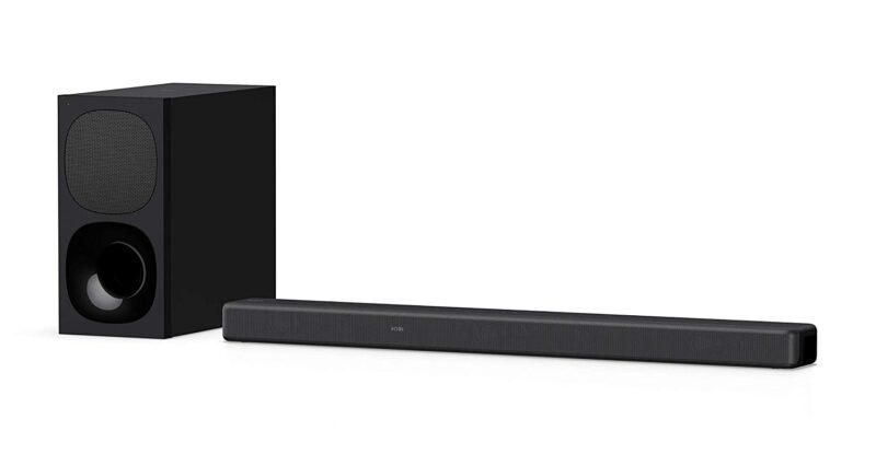 Sony HT-G700 3.1ch Soundbar with Wireless subwoofer (400W)