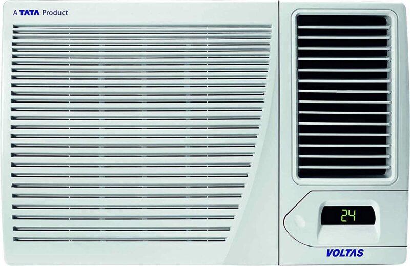 Voltas 1.5 Ton Hot & Cold Window AC (Copper 18H CZP)