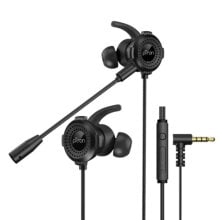 pTron Boom Gaming Wired Headphones, 10mm Drivers